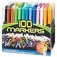 Pro Art Bullet Point Marker Set, 100-Pack