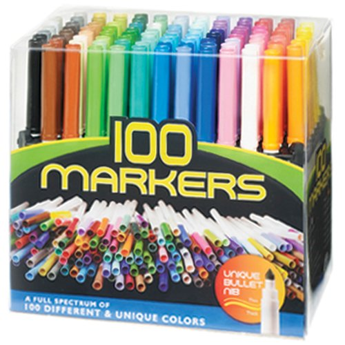 Pro Art Bullet Point Marker Set (100 Bullets Complete compare prices)