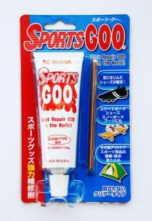 スポーツグー 100g 強力補修剤 シューズやグッズに! Sport Goo シューグー