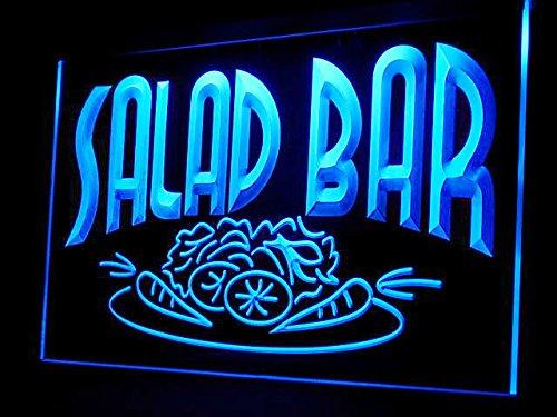 C B Signs Restaurant Cafe Salad Bar Led Sign Neon Light Sign Display