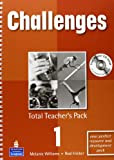 img - for Challenges: Total Teachers Pack 1 book / textbook / text book