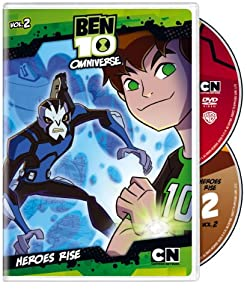 Cartoon Network: Ben 10 Omniverse - Heroes Rise (V2)