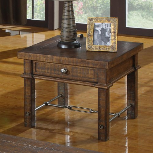 Cheap Emerald Home Castlegate End Table – T9421DC (T9421DC)
