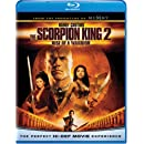 The Scorpion King 2: Rise of a Warrior [Blu-ray]