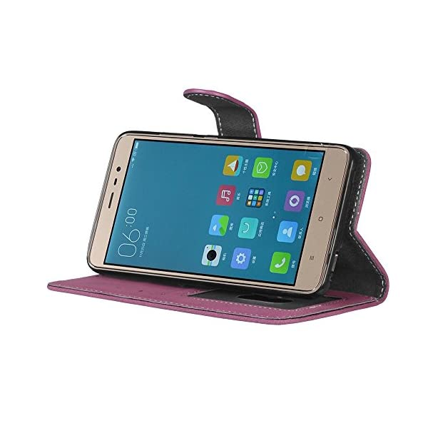 BONROY-Colorful-imprim-tui-en-cuir-PU-Cuir-Flip-Magntique-Portefeuille-Etui-Housse-de-Protection-Coque-tui-Case-Cover-avec-Stand-Support-Avec-des-Cartes-de-Crdit-Slot-et-Fonction-Support