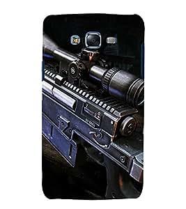 Fuson Premium Back Case Cover GUN With Multi Background Degined For Samsung Galaxy Grand Neo::Samsung Galaxy Grand Neo i9060