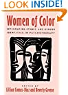 Women of Color: Integrating Ethnic and Gender Identities in Psychotherapy