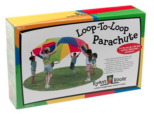 Loop-To-Loop Parachute
