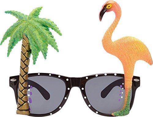 hawaiian-secret-santa-festival-gift-fancy-party-flamingo-palm-tree-glasses-shade