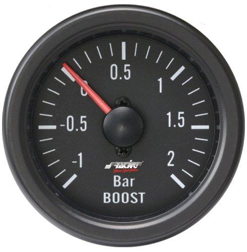 Simoni Racing BV/B Indicatore Meccanico di Pressione Turbo e Vac