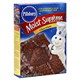 Pillsbury Moist Supreme Chocolate Cake Mix 18.25 oz