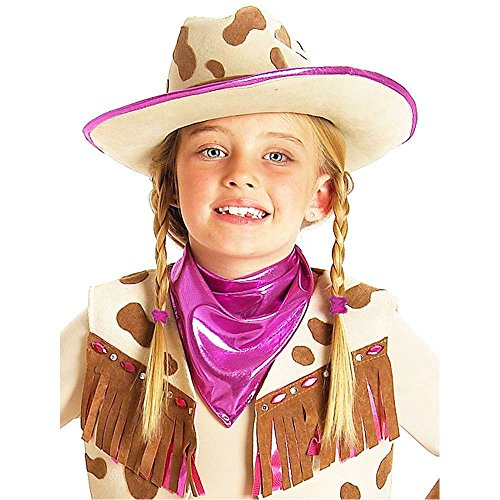 Kids Rhinestone Cowgirl Hat - One Size