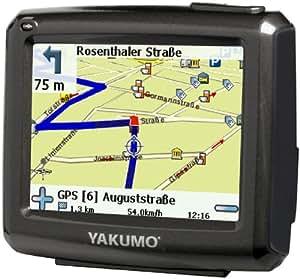 YAKUMO EazyGo XSC France GPS Carte France (SD) 256 Mo