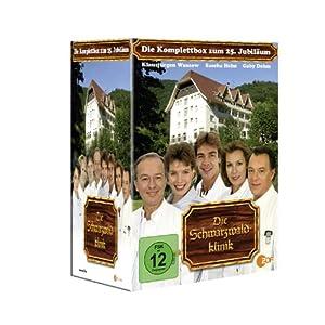 Die Schwarzwaldklinik - Komplettbox