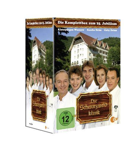 Die Schwarzwaldklinik - Die Komplette Serie [19 DVDs]
