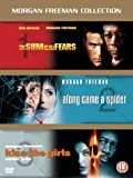 The Sum Of All Fears/Kiss The Girls/Along Came A Spider [DVD]