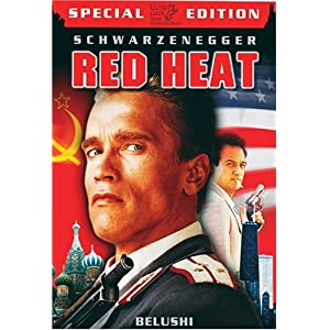 Click to buy Arnold Schwarzenegger Movies: Red Heat (Special Edition) from Amazon!