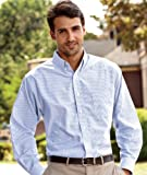 UltraClub Mens Classic Wrinkle-Free Oxford Shirt. 8970