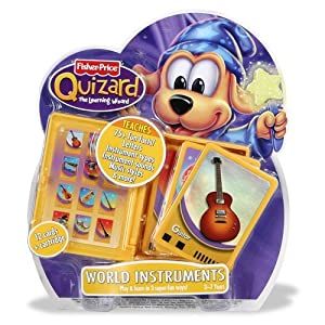 Fisher Price Quizard | All About Fish