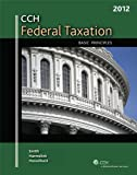 img - for Federal Taxation: Basic Principles (2012) book / textbook / text book