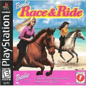 Barbie: Race & Ride
