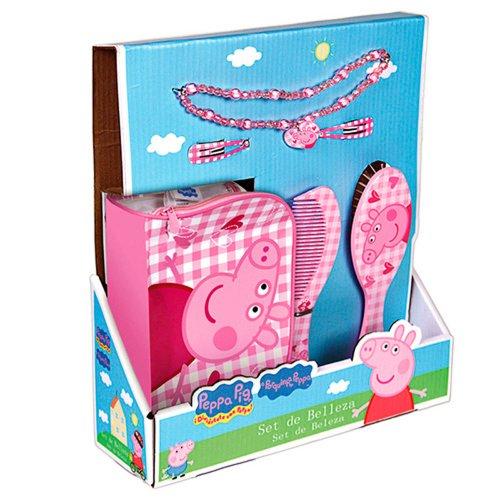 Peppa Pig - Set de belleza 6 piezas (Cerdá 2504092)
