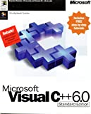 Visual C++ 6.0 Standard Edition