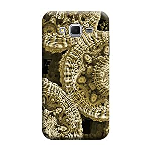 Ebby Premium Printed Mobile Back Case Cover With Full protection For Samsung Core Prime G360 (Designer Case)