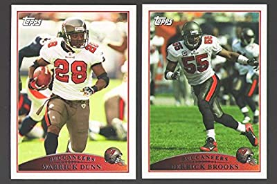 2009 Topps Football Team Set - TAMPA BAY BUCCANEERS