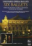 Paris Opera Ballet: Six Ballets [Import anglais]