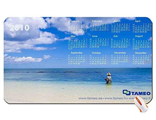 tameo desktop fisherman calendar wallpaper super big size mousepad Dimensions: 23.6 x 13.8 x 0.2(60x35x0.3cm)