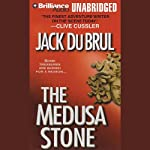 The Medusa Stone (       UNABRIDGED) by Jack Du Brul Narrated by J. Charles