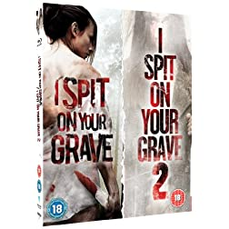 I Spit on Your Grave 1 & 2 [Blu-ray]