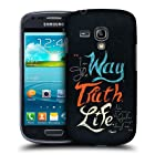Head Case Truth Christian Typography Case For Samsung Galaxy S III mini I8190