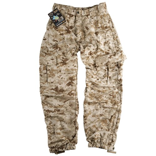 Helikon Tactical Soft Shell Combat Cargos Work Mens Trousers USMC Digital Desert