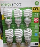GE 23 Watt Energy Smart CFL - 100 Wat...