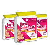 Herbal Bust Enhancer - This Natural Herbal Supplement Will Fill Out Your Boobs WITHOUT The Need For Surgery ! HERBAL BUST ENHANCER is a Safe Natural Alternative to Increasing Your Breast Size ! Containing Herbs and Plants like FENUGREEK That Have Been Us