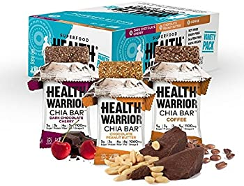 15Pk. Health Warrior Chia Bars
