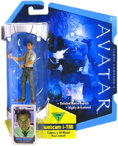 Buy Low Price Mattel James Cameron's Avatar Movie 3 3/4 Inch RDA Action Figure Parker Selfridge (B0035L9BAQ)