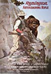 Remington Autoloading Rifle Right of Way Bear Hunting Retro