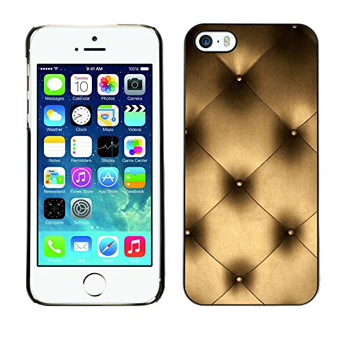 TaiTech / Hard Protective Case Cover - Couch Wall Interior Design Platinum Bling Art - Apple iPhone 5 / 5S (Iphone 5s Platinum Housing compare prices)