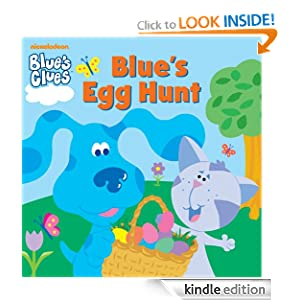 Amazon.com: Blue's Egg Hunt (Blue's Clues) eBook