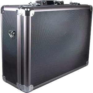 Ape Case Compact Aluminum Hard Case - Grey/Black (ACHC5450)