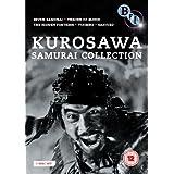 Akira Kurosawa - The Samurai Collection [DVD]by Akira Kurosawa