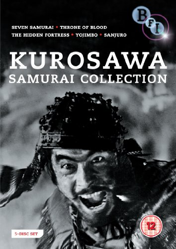 Akira Kurosawa - The Samurai Collection [DVD]