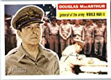 2008 Topps American Heritage Baseball Cards # 24 Douglas MacArthur ( General of the Army 5 Stars )( Military Leader ) Trading Card in Screw Down