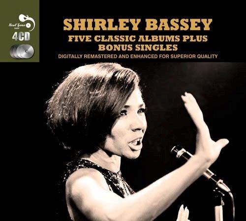 Shirley Bassey - Five Classic Albums Plus Bonus Singles - Zortam Music