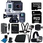 GoPro HERO3+ Black Edition Camera HD...