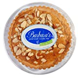 Barbara's Hand-Made Cookie Pies Gourmet Almond Rasberry Cookie Pie