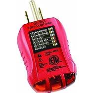 GB Electrical GFI-3501 GFI Tester-GFI TESTER